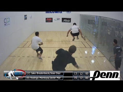 2018 Lewis Drug Pro/Am Pro Doubles Final