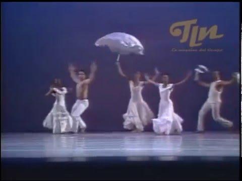 Tele Nostalgia Espectaculares Jes. Ballet Alvin Ailey, Night creature, Cry, The lark ascending