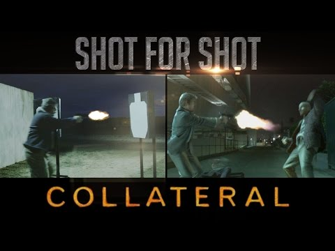 "SHOT FOR SHOT: ""Collateral"" Alleyway Gunfight Breakdown"