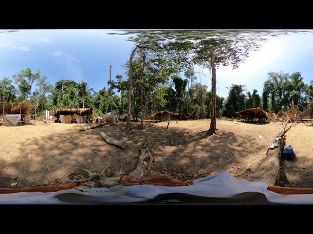 Yanomami Village 360