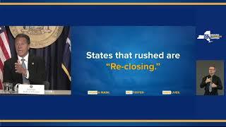 Governor Cuomo Announces President Trump Has No Plans to Send Federal Agents to New York City