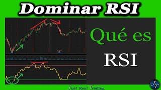 Cómo dominar el RSI, ¿Qué es el RSI o Relative Strength Index? // Josan Trader