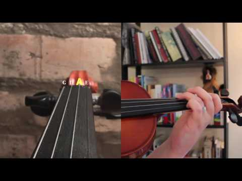 """Violin Tutorial: Violin Solo from """"Good Riddance (Time of Your Life)"""" by Green Day"""