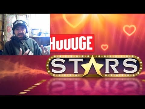 HUUUGE STARS Slots Casino Games | Free Mobile Slot Game | Android / Ios Gameplay Youtube YT Video LH