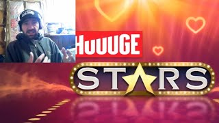 HUUUGE STARS Slots Casino Games   Free Mobile Slot Game   Android / Ios Gameplay Youtube YT Video LH