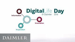 DigitalLife@Daimler  DigitalLife Day 2016