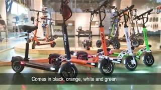 emove cruiser electric scooter the future of transport