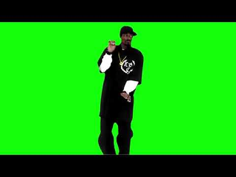 Thug Life Green screen meme