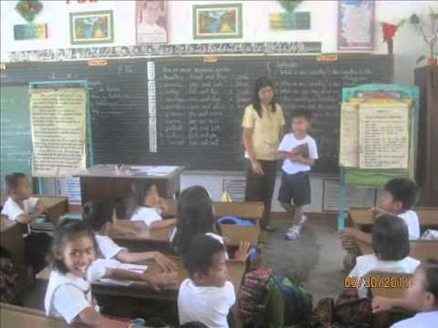 LUBANG Integrated School -teachers Day 2011.wmv