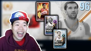 Massive Legendary Pack Opening - Adding 3 Platinium Player to the Collection