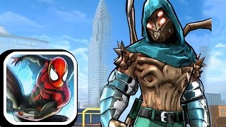 Spider-Man Unlimited: Tarantula Overview [Android/iPhone/iPad]