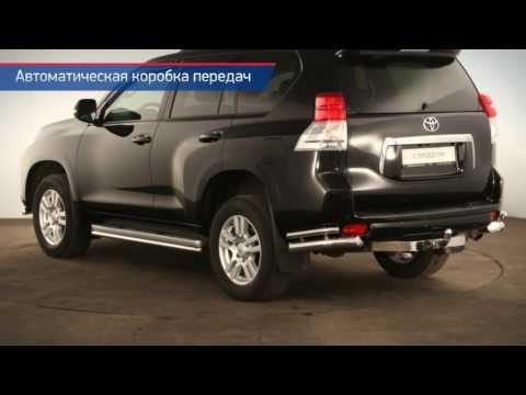 Toyota Land Cruiser Prado с пробегом 2012 РОЛЬФ ЯСЕНЕВО