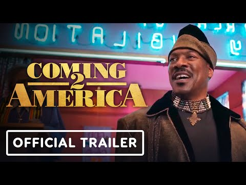 Coming 2 America: Official Big Game Trailer (2021) - Eddie Murphy, Arsenio Hall, Wesley Snipes