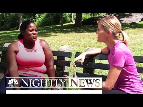 'Fat Girl Running' Blogger: 'You Can't Wait for Your Body to Be Perfect' | NBC Nightly News