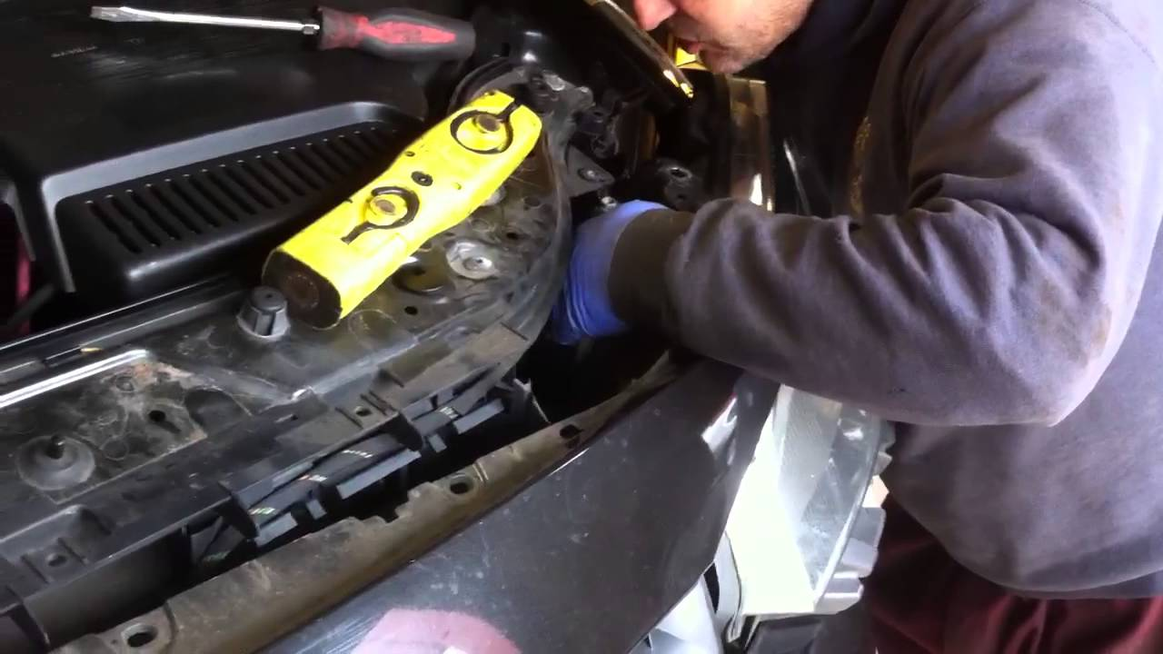 Renault Megane Headlight Indicator Install Youtube