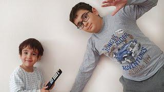 Berat Sihirli Kumanda ile Buğrayı Dondurdu Fun Playtime For Kids