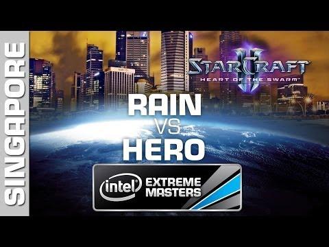herO vs. Rain - Korean Qualifier - IEM Singapore - StarCraft 2