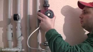 Монтаж циркуляционного насоса Grundfos(, 2012-04-29T21:02:42.000Z)