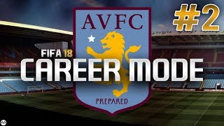 FIFA 18 | CAREER MODE | #2 | TWO NEW SIGNINGS