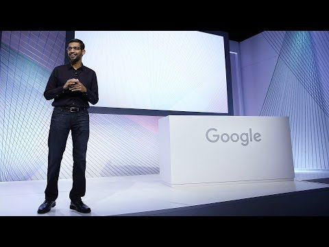 Google's Nexus event in seven minutes