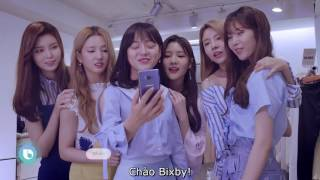 [SmileSejeongVN] [Vietsub] Sejeong @ Samsung Bixby #03 CF