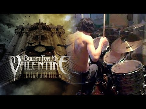 Kyle Brian - Bullet For My Valentine - Scream Aim Fire (Drum Cover)