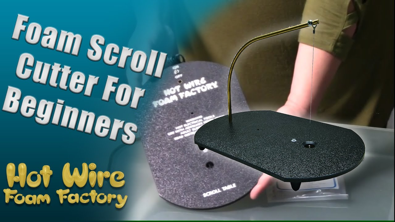 Crafters Hot Wire Foam Factory Scroll Air York Diagrams Conditioners Sn Wiring Nggm094663 Mini Table Youtube Crafter Kit