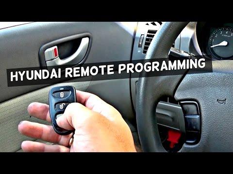 Hyundai Sonata Santa FE Elantra Remote Programming Key Fob with Maxisys MS908P