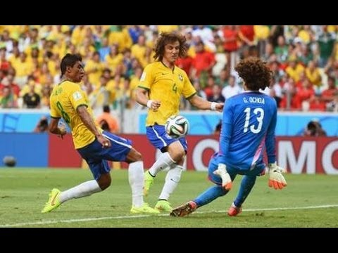 Brazil vs Mexico 2014 0-0 All Highlights 06/17/2014 ~ World Cup 2014 (HD)