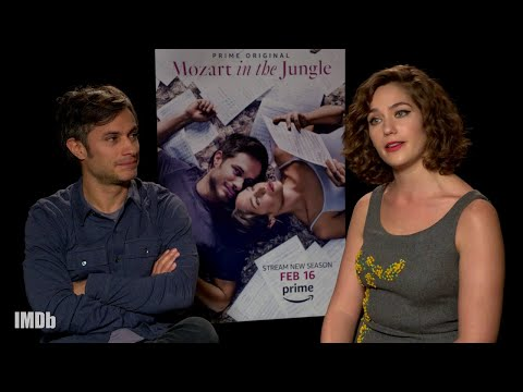 Gael García Bernal and Lola Kirke on Their Characters' Evolving Relationship | IMDb EXCLUSIVE