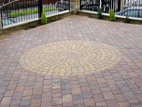 Paving Slab Patterns 3 Sizes Design Ideas