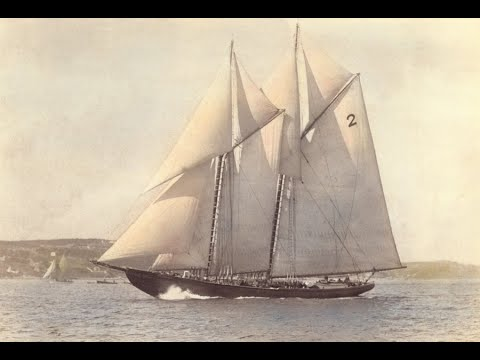 The Legend Of The Bluenose