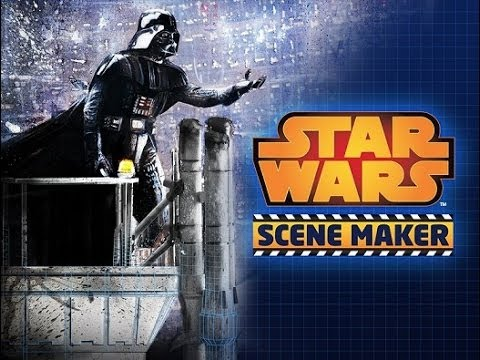 Star Wars Scene Maker for iPad (iOS)