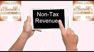 V-104 Non tax Revenue