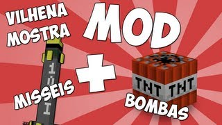 Vilhena Mostra Mods #Misseis e Bombas