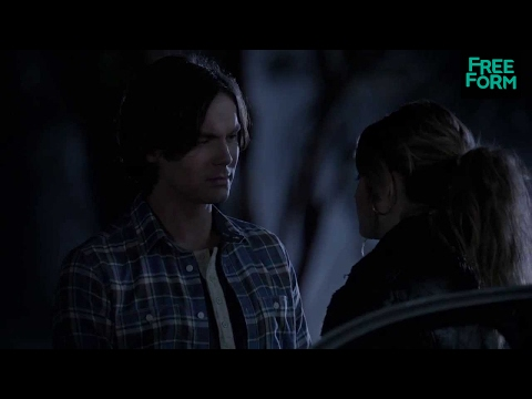 Ravenswood - Season 1: Episode 10, Clip: Hanna & Caleb Kiss | Freeform