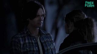 Ravenswood - Season 1: Episode 10 | Clip: Hanna & Caleb Kiss
