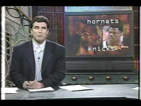 Charlotte Hornets vs NY Knicks 97 Playoffs Series Preview - Recap