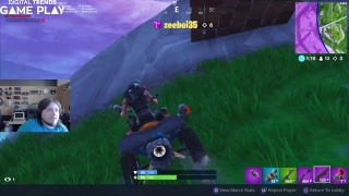 DT Game-Play: Playing Fortnite! Join in and watch us get that sweet victory royale!