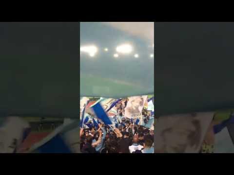 Derby Roma-Lazio Coro Simone Inzaghi
