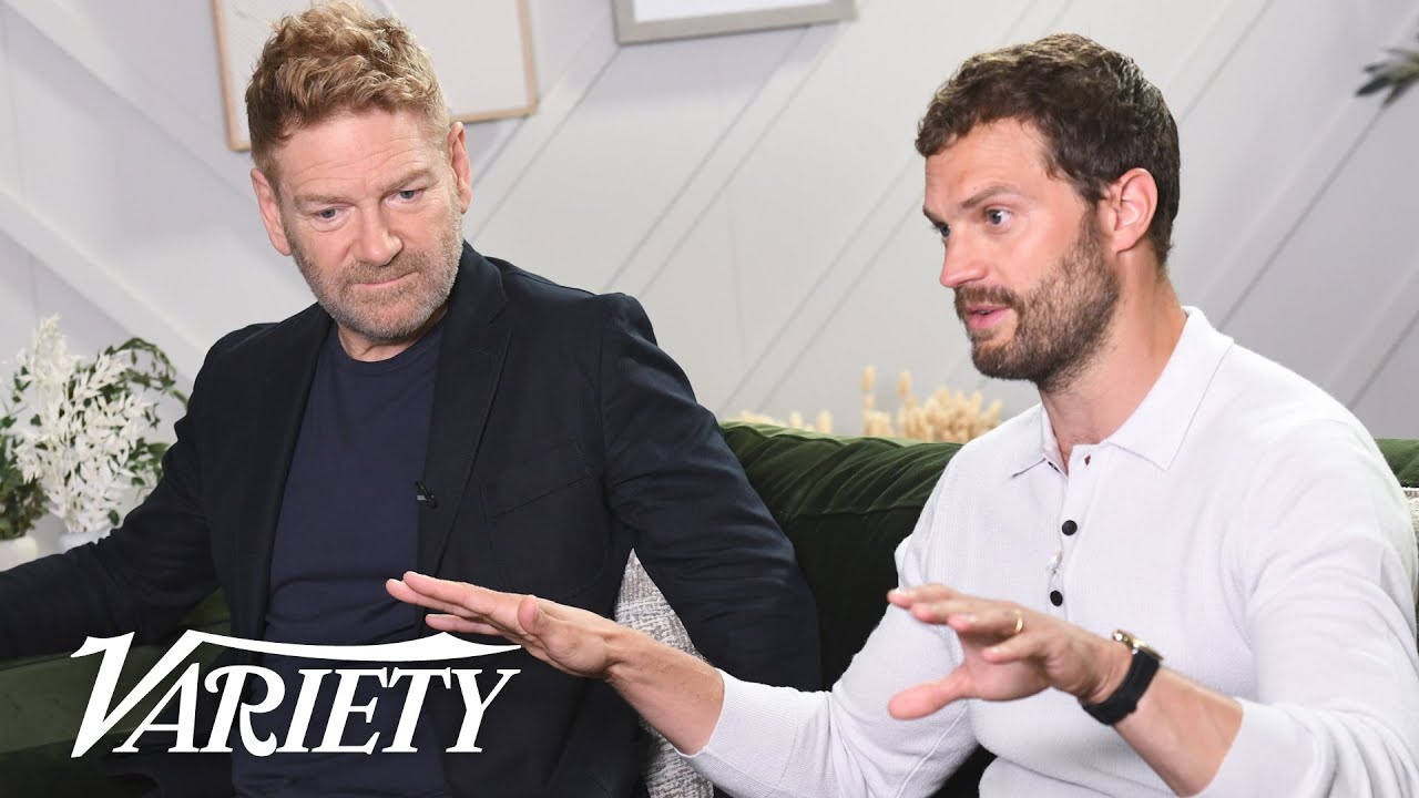 'Belfast' Director Kenneth Branagh and Jamie Dornan Join the Variety Studio at TIFF