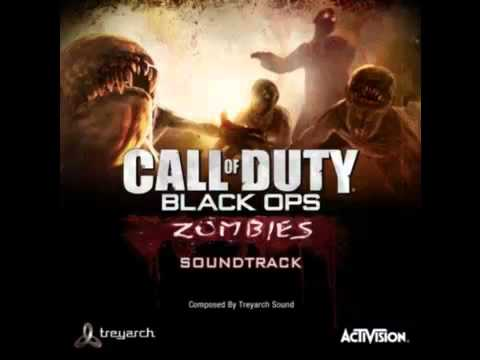 Call Of Duty black ops – zombie – soundtrack Meteore