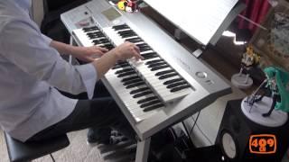 NHK大河ドラマ『花燃ゆ メインテーマ』を弾いてみました。 テーマ曲は壮...