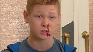 Uczeń w ataku złości pobił swojego starszego brata [Szkoła odc. 395]