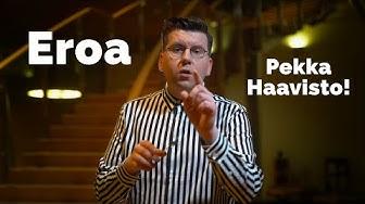 Nyt jäit kiinni valheesta, ulkoministeri Haavisto - eroa kuten Rinne!
