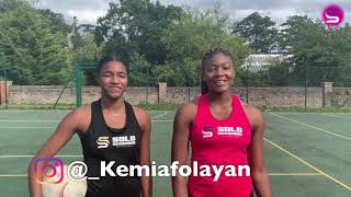 Speed & Agility | Hali & Kemi Takeover | Solo Sessions