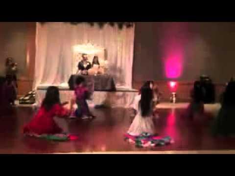 Afghan Wedding Dance Attan