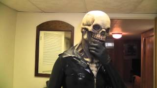 Unit 70 Studios Skull mask review