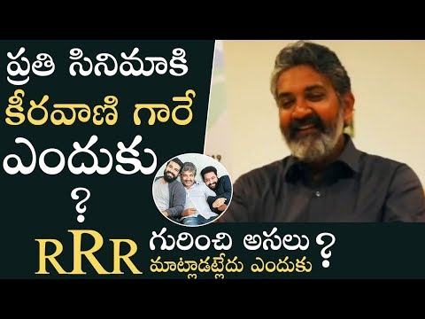 Director SS Rajamouli Superb Answers To Media Questions | India Conference 2019 | Manastars