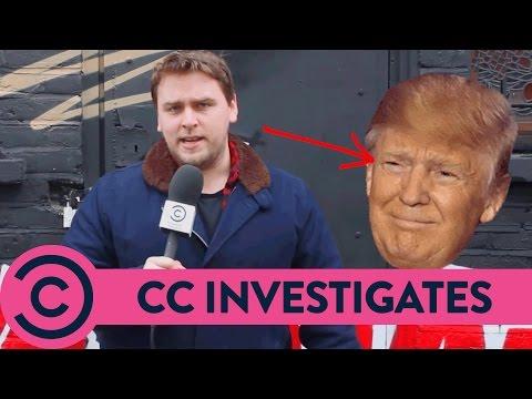 Comedy Central Investigates | WTF America?!
